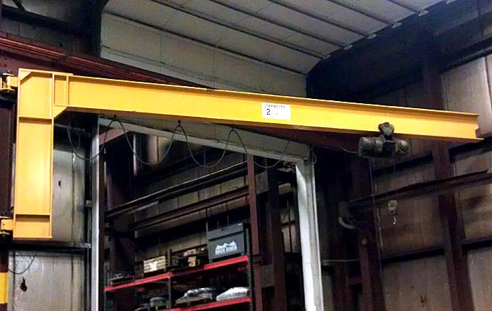cantilever jib crane for sale