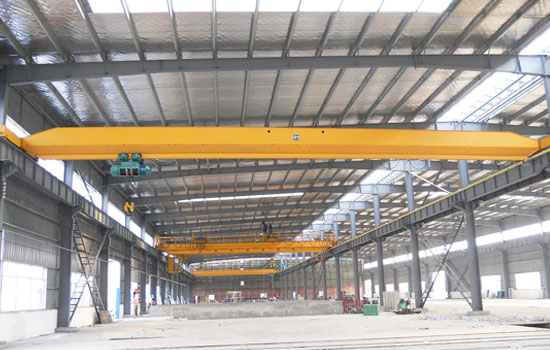 Warehouse Crane