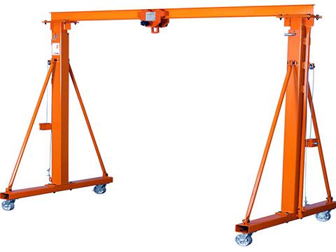 small portable 1 ton gantry crane for sale