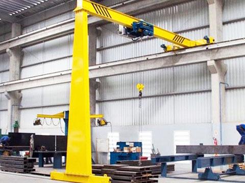 small semi gantry crane sales