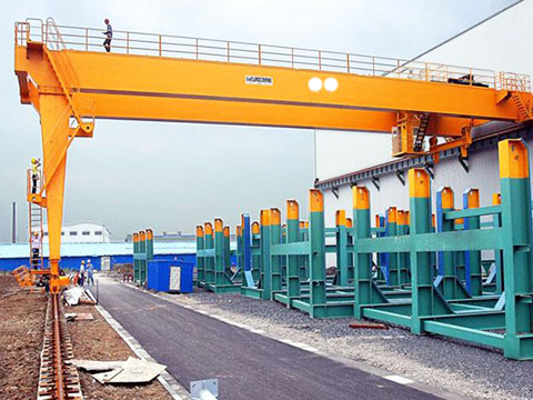 semi 15 ton gantry crane for sale