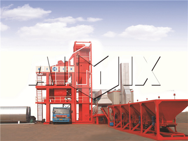 Asphalt mixing plant for sale from china