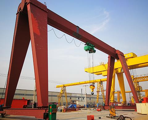 What Are The Classifications Of MH Gantry Crane