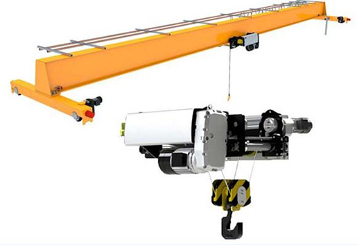 Best Overhead Crane With Polipasto
