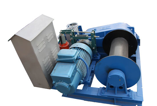 Slow Speed Electric Winch