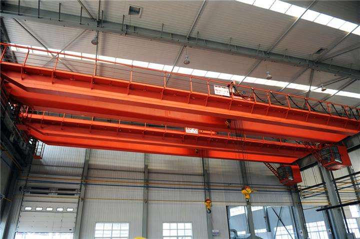 Double Girder 30 Ton Bridge Crane