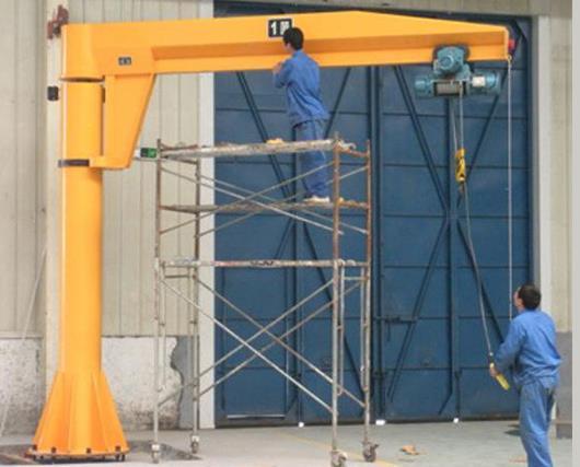 How To Choose An Industrial Jib Crane