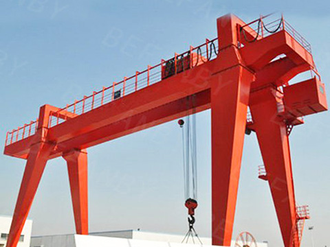 40 ton double girder gantry crane supplier